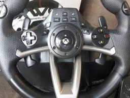 Volante Hori Racing Wheel Overdrive (RWO) Para Xbox One e PC em 12x