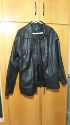 Título do anúncio: jaqueta de couro legitimo masculina