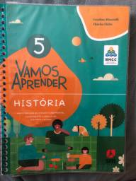Vamos Aprender História 5