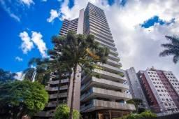 Apartamento à venda com 4 dormitórios em Cabral, Curitiba cod:3170