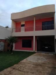 Casa assobradada, Jd. Vila Rica, Santa Bárbara d'Oeste-SP