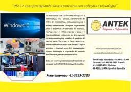 Antek telefonia e informatica, conserto de computadores, telefonia, Curitiba, Cajuru