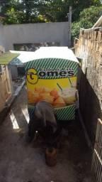 Food Truck Trailer Carrinho de Caldo de Cana e Pastel