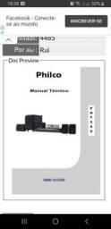 Vendo home theater Philco