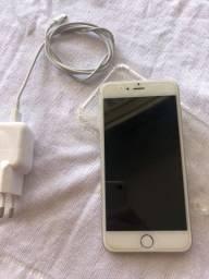 iPhone 6 plus 128 gigas sem biometria
