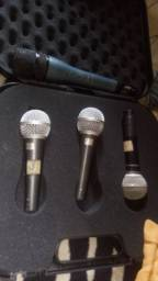 Microfone Kds novo