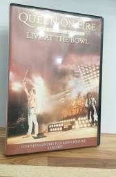QUEEN Case com 02 dois DVD's - R$ 50,00