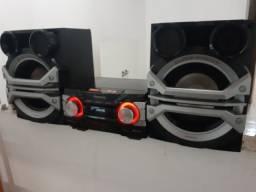 Vende se ou trocar um som Panasonic 1300 de potência