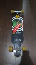 Skate Longboard + Luvas Slide (Bônus)