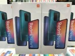Smartphones Xiaomi Note 9 64GB/3GB Ram Cinza/Verde/Preto