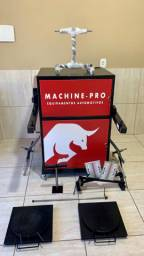 Alinhador de Direção Digital | Machine-Pro | Equipamento Novo