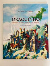 Livro Draguinho (usado)