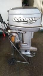 Johnson 25 HP.