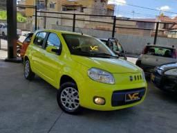 Fiat Novo Uno Vivace 1.0 Celebration - Completo!!!