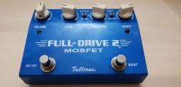 Pedal Fulltone Full-drive 2 Mosfet
