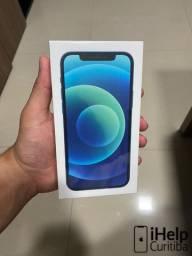 IPhone 12 64GB Azul Pacífico Novo Lacrado
