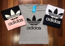 Camisetas baby look em promoção