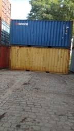 Tradição em containers