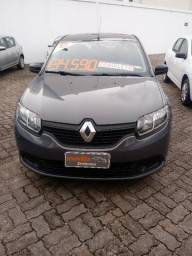 """Renault Logan 1.0 Authentic Hi Flex 16v 4p """" Grande Promoção """" - 2017"""