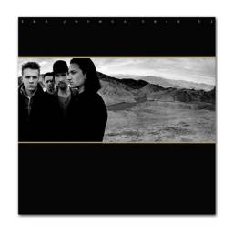 CD U2- The joshua tree