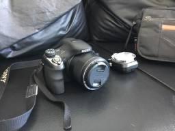 Câmera Sony DSC H400. troco ou vendo