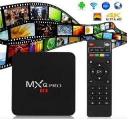 TV Box MXQ 4K PRÓ - Modelo 2019