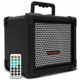 Mini Caixa Amplificada - Semi Nova; pouco uso