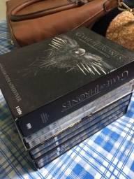 Coleção Game of Thrones tp 1 ao 4