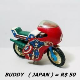 Brinquedo Antigo Estrela Guliver Corgi Buddy etc Vejam Fotos
