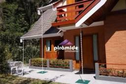 Casa à venda, 350 m² por R$ 1.500.000,00 - Vila Capivari - Campos do Jordão/SP