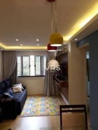 Apartamento residencial à venda, bom retiro, teresópolis.