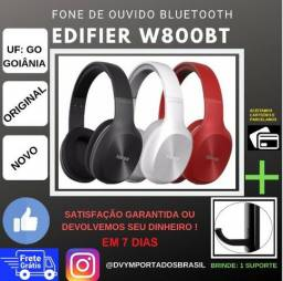 Fone De Ouvido Bluetooth Edifier W800bt 75h - Cor: Preto