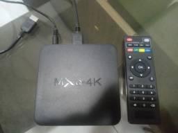 Conversor de tv comum em smart tv 4k
