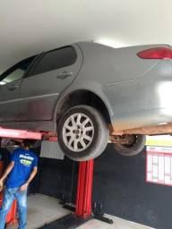 Carro pra alugar pra motorista de aplicativo - 2012