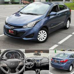 E#Hyundai HB20S 1.6 Azul 2015 Manual - 2015