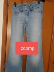 Calça jeans da marca Zoomp