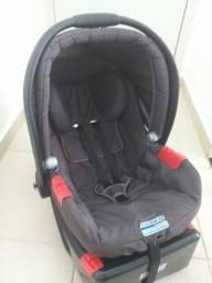 Bebê Conforto Burigotto Touring Evolution com base e espelho