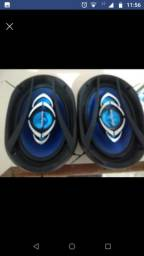 2 auto falantes 6x9 e 2 falantes de 6 bravox comprar usado  Santo André