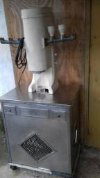 Máquina de sorvete Alpes