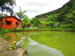 Sítio 40000m2 estrada da lagoa torreões, 7km da BR 040,3 casas, Açúdes, piscina