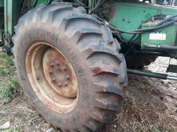 Par de pneus 18 4 30