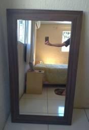 Espelho hall de entrada ou sala de estar