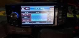 Dvd B.Buster em pleno funcionamento tela 4.5  funciona com USB e Cartão micro e Sd