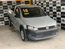 Volkswagen saveiro 2016 1.6 mi startline cs 8v flex 2p manual
