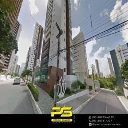 Apartamento com 4 dormitórios à venda, 230 m² por R$ 1.300.000,00 - Miramar - João Pessoa/