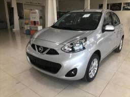 NISSAN MARCH 1.6 SV 16V FLEXSTART 4P MANUAL