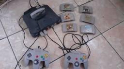 Nintendo 64 show