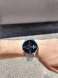 Relógio NIBOSI 1985, maquinário de quartzo.