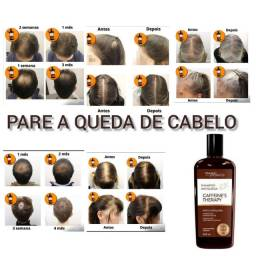 Shampoo - Queda de cabelo - shampoo café