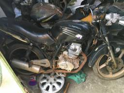 Motor Dafra 150 e sundaw future